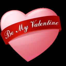 Heart-BeMyValentine-icon