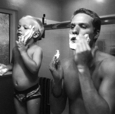 father-boy