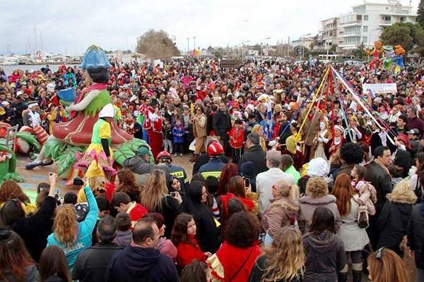 Γλυφαδιώτικο Καρναβάλι