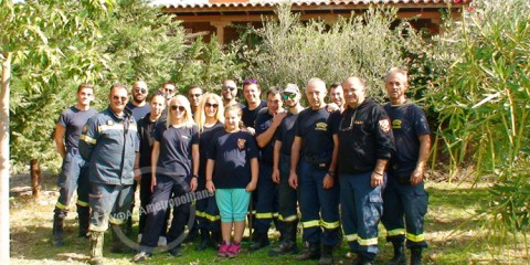 Εθελοντές Δασοπυροσβέστες Γλυφάδας