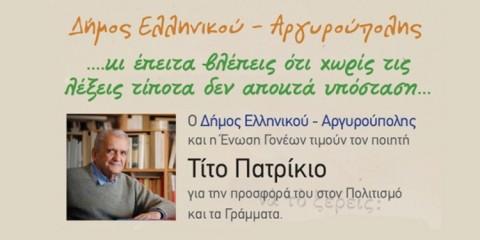 ΔΗΜΟΣ ΕΛΛΗΝΙΚΟΥ-ΑΡΓΥΡΟΥΠΟΛΗΣ