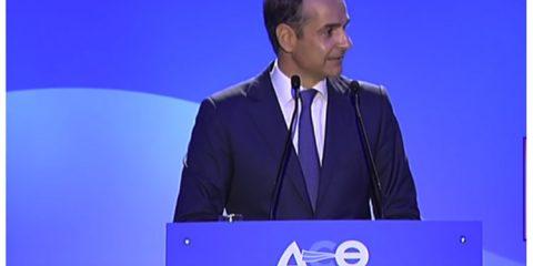 Η ομιλία του Προέδρου της Ν. Δημοκρατίας