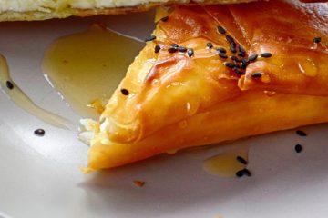 νηστίσιμη πατατόπιτα