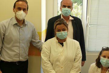 Εμβολιάστηκε ο Δήμαρχος Γλυφάδας