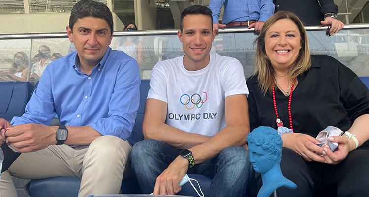 Ολυμπιακή Εκεχειρία