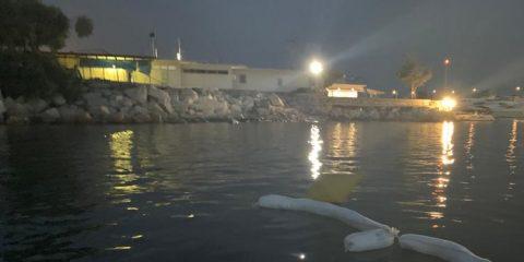 θαλάσσια ρύπανση