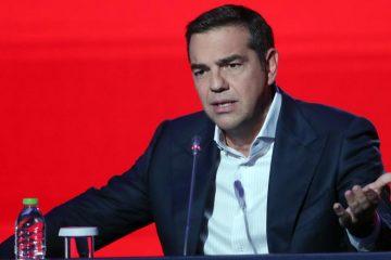 πρόεδρος του ΣΥΡΙΖΑ